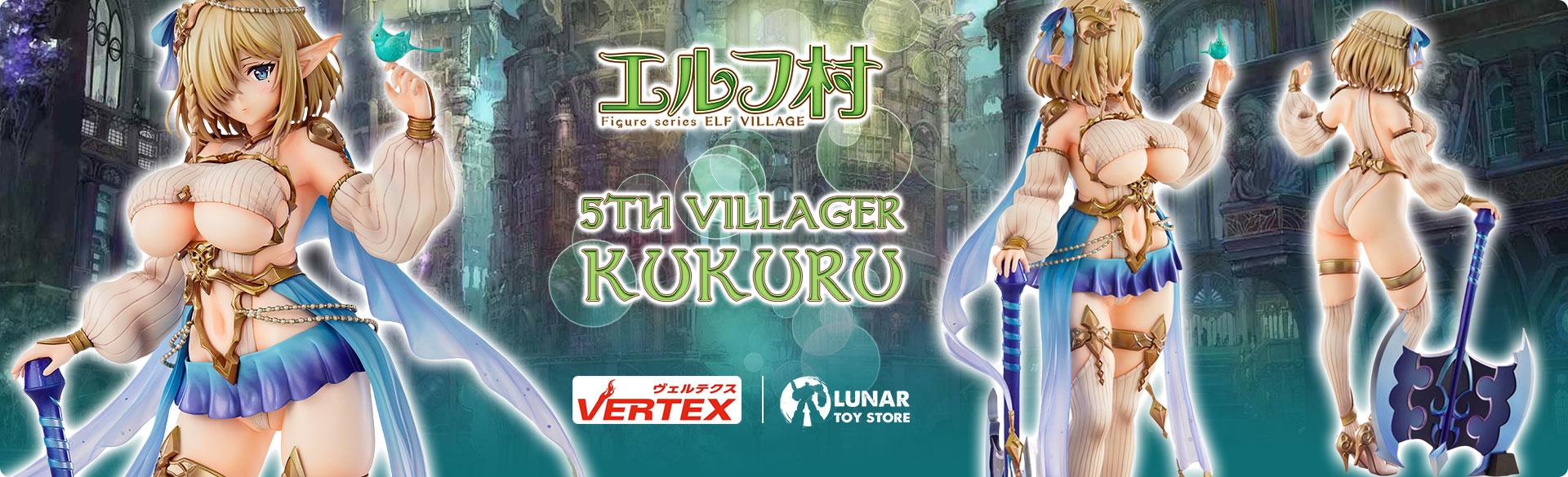 5th Villager Kukuru