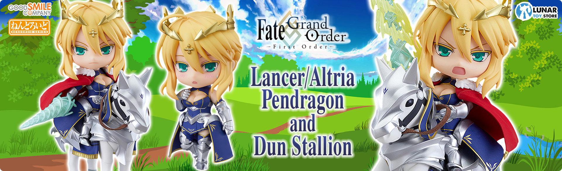 Pendragon Dun Stallion Nendo