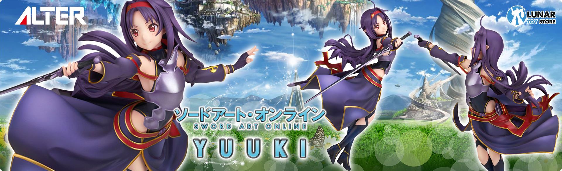 Sword Art Onilne Yuuki
