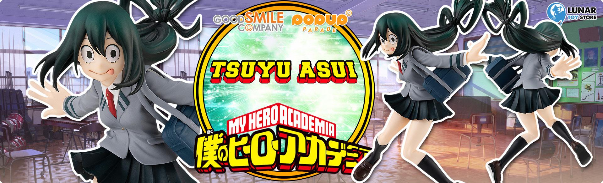 Tsuyu Asui POP